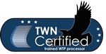 TWN Certified Trained WTP Processor